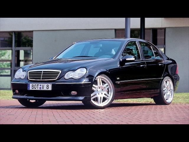 Brabus C V8 W203 2000 05