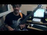Andrea Balasso - New hit (UZEB) bass-solo