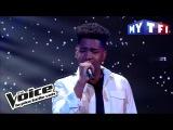 Lisandro Cuxi -  Si seulement je pouvais lui manquer  (Calogero)  The Voice France 2017  Live