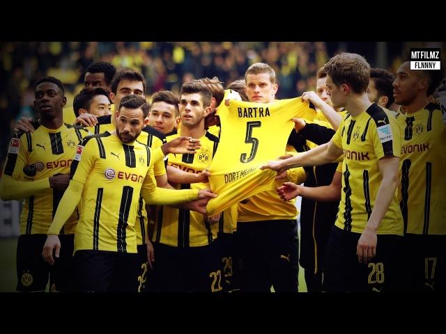 Borussia Dortmund ● UCL Review 2016/2017 | HD