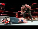 SB_Group| Top 10 Raw moments: WWE Top 10, September 11, 2017