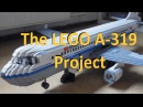 Lego Air China Airbus A319