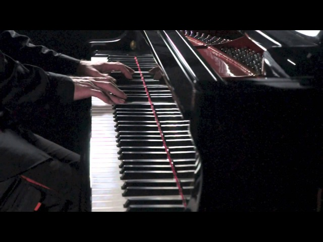Sibelius - Nocturne Op.51 from Belshazzar's Feast. PIANO SOLO - P. Barton