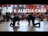 Zedd, Alessia Cara - Stay  Hamilton Evans Choreography
