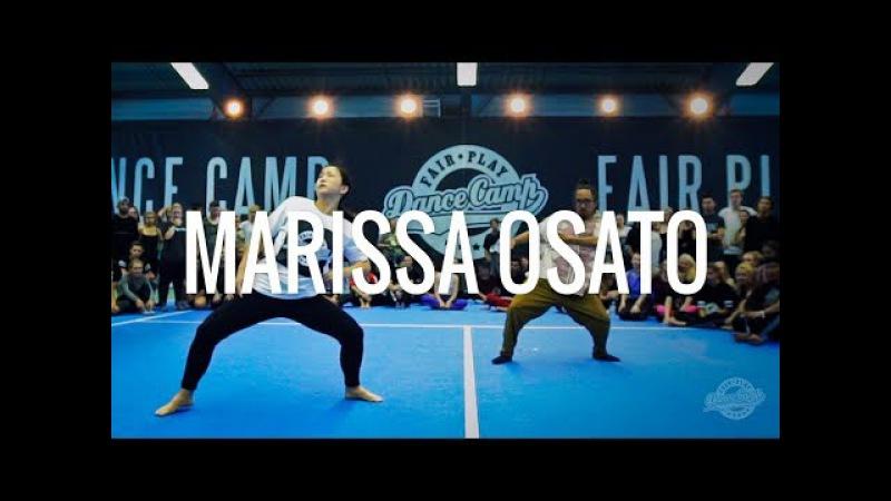 ★ Marissa Osato choreography ft. Shaun Evaristo ★ Colors ★ Fair Play Dance Camp 2016 ★