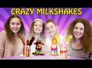 CRAZY Candy Birthday Milkshakes! Gracies 15th Birthday Surprise!!