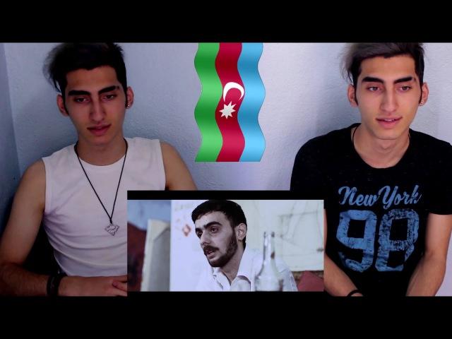 (İKİZİM İLE BİRLİKTE! ) AZERBAYCAN RAP REACTION Xpert - Sarışan Hallar (Official Music Video)