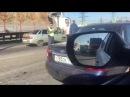 Авария Челябинск машина перевернулась