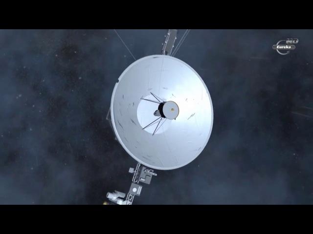 Космический зонд Вояджер. Полет за пределы Солнечной системы. На пути к звездам. Космос 04 04 17