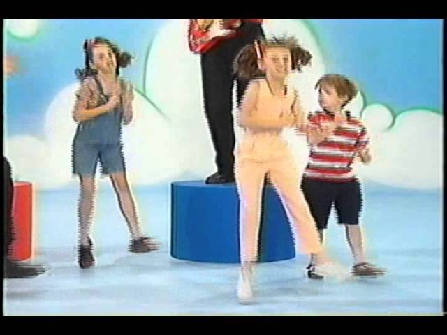 The Wiggles - The Monkey Dance