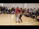 Morenasso Crack and Adi Baran - demo de Semba @LE KIZ INTERNATIONAL FESTIVAL 2017