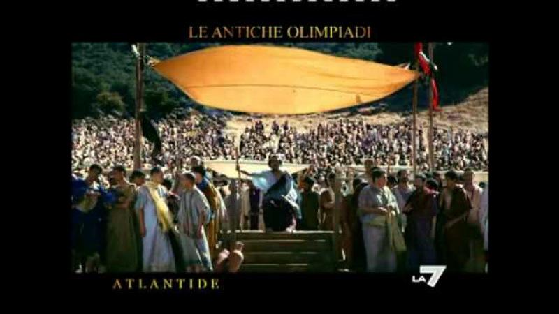 Doc iTA LA7 Atlantide Spartaco, l'uomo che sfidò Roma Antiche Olimpiadi 21 04 2009 XviD Mp3 Vcast by Romano