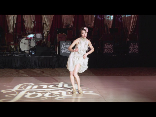 Lindy Focus XV: Camp Meeting Performance - Ksenia Parkhatskaya