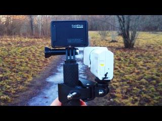 На что снимаем видео  Обзор тест Sony X3000