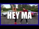 Pitbull J Balvin ft. Camila Cabello - HEY MA Dance Choreography 🖖 TheFateOfTheFurious F8