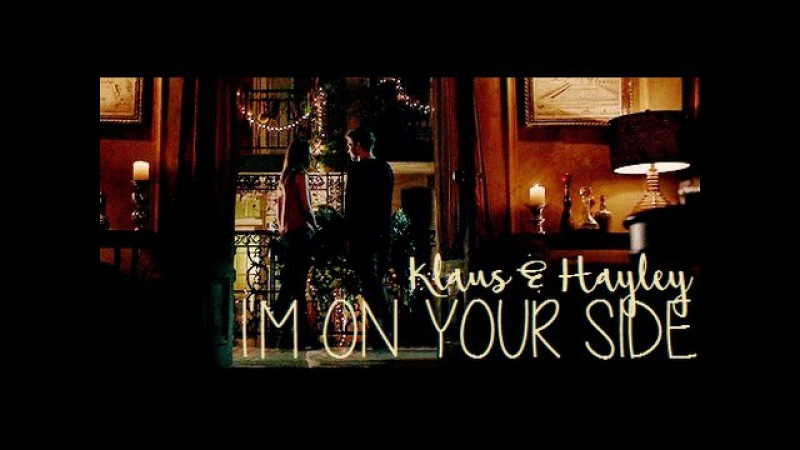 Klaus Hayley | I'm on your side (4x07)