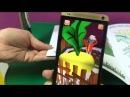 Обзор живой книги 'Сказка раскраска 'Репка' от Devar
