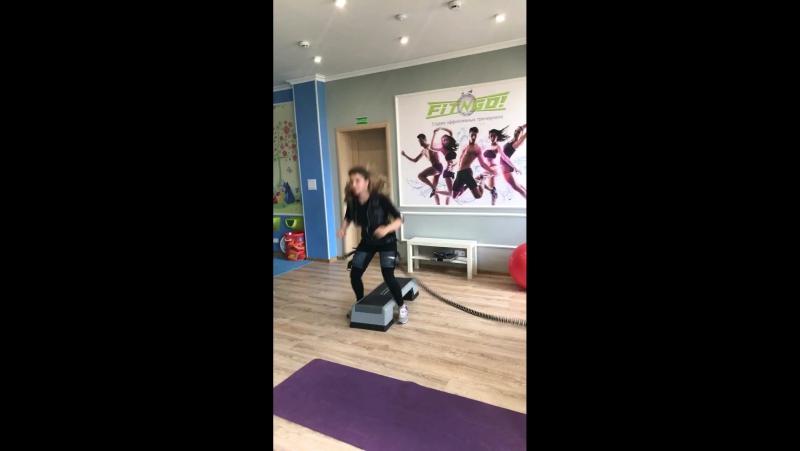 ЭМС-Тренировки в Fit N Go Приморский