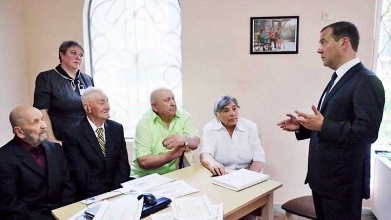 Россия вошла в пятерку худших для жизни пенсионеров стран мира
