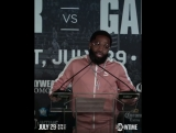 Broner vs Garcia official Showtime Boxing