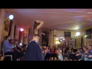 Luana Lucca - Noites no Harém Khan El Khalili - 2a. Entrada - 16-08-2015 1468