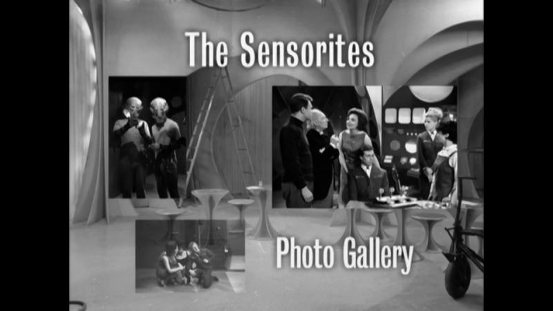 The Sensorites - Photo Gallery