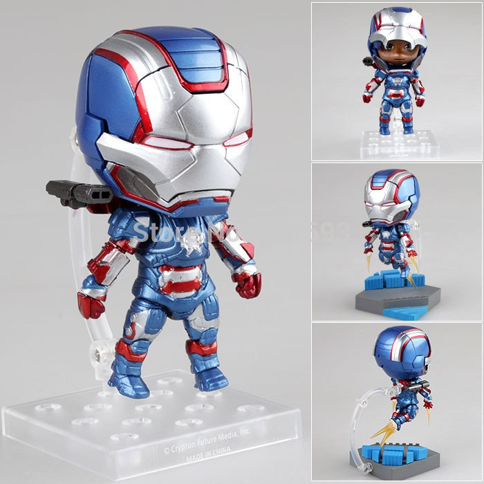 Фигурка Iron Man Patriot