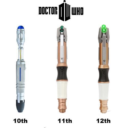 Рубрика Топовый товар с AliExpress - отвертки Doctor Who 111213 сезон