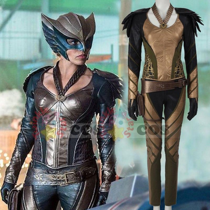 Рубрика Ночной косплей костюм - костюм Hawkgirl