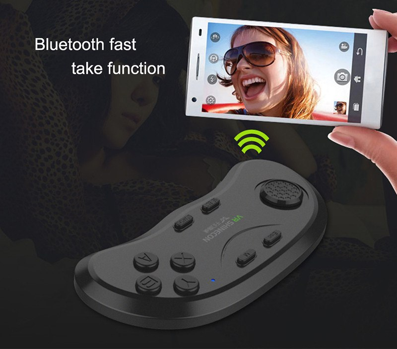 Bluetooth геймпад для телефона