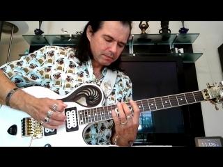 Диатонический паттерн (3) - Уроки игры на электрогитаре №41 и Valery Dolgin с именной гитарой от Universum Guitars!