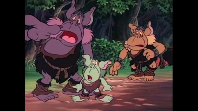 Приключения мишек Гамми 2 серия 3 сезон