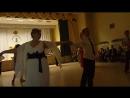 танец мамы с Андрейкой