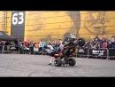 Выступление Stunter 13 & Legend Stunt Team x IMIS 2017