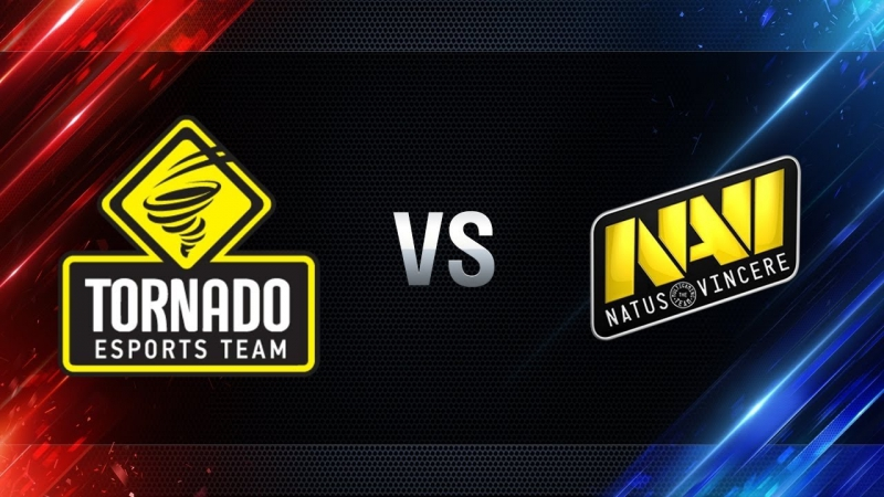 NAVI VS TORNADO ENERGY Прямой эфир Гранд-финал 2017, четвертьфинал , NAVI - TORNADO ENERGY