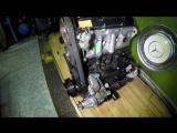 Свап двигателя 1.8 Гольф 3 GOLF 3 Замена двигателя ремонт коробка подвеска abs aam VW