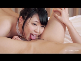 Uncensored Japanese Lesbians - Yui Kawagoe Aiku Kisaragi 027 1080p