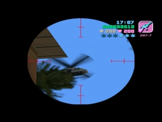 GTA_ Vice City - War With Police Война С Полицией