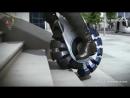 Крутой аппарат для передвижения по улицам