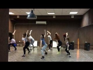 Rostov on Don | АТМОСФЕРА| Dancehall  | Choreography by Valeriya Romanova | RDX-Shella |1