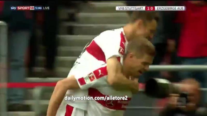 Штутгарт - Ерцгербирге АУЭ 3:0 » Freewka.com - Смотреть онлайн в хорощем качестве