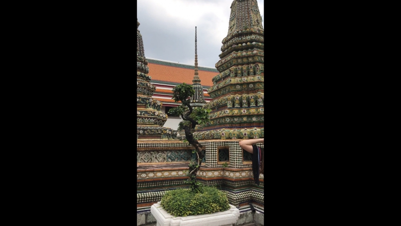No filters needed 🇹🇭 Wat Pho Temple in Thailand 🇹🇭 WatPho Temple Thailand Bangkok Buddha myamazingsummer WatPhoTemple
