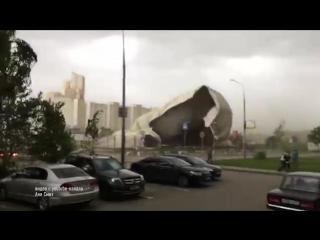 Ураган в Москве. 29 мая 2017