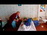 Раздача помощи на 9 мая от Захара Прилепина