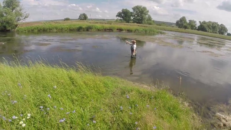 тест Keeper 10 футов , 7 Redington Crosswater 7/8/9 witn line