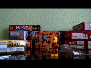 обзор на китайскую фигурку Лего Ниндзяго Скайлор от фирмы LEBQ