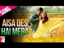 """Клип Aisa Des Hai Mera- из индийского фильма """" Вир и Зара """""""