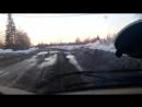 Доставка опасных грузов в Заполярье по зимнику, часть 1