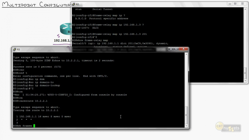 14. ICND2 Welcome to ICND2 Frame Relay Configuring Frame Relay