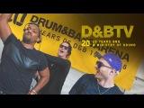 Drum&ampBassArena 20 Years Summer BBQ - Ownglow b2b Rene LaVice b2b Trimer ft. Linguistics